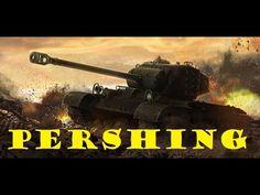 "World of tanks: Replay comentada Pershing "" Defendiendo como gatos panza arriba"" (wot) - YouTube"