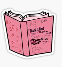 Thank U Next Stickers Macbook Stickers, Phone Stickers, Cute Stickers, Kawaii Girl Drawings, Tumblr Stickers, Aesthetic Stickers, Thank U, Colour Board, Scrapbook Stickers