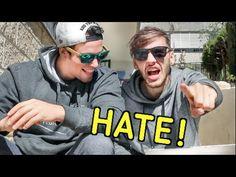 READING VEGAN HATE COMMENTS
