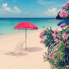 It's time for a Caribbean escape. Photo courtesy of Instagram's myislandmuse in Antigua.
