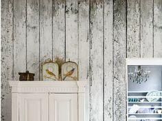 Carta da parati effetto legno SVALBARD Collezione Life! 11 by Wall&decò | design Christian Benini