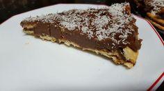 Torta de chocolate con galletas principe sin horno