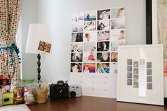 Decorating with Portraits at Jack & Ruby Studios - Kristen Duke Photography