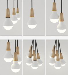 Stephanie Ng Design- Local Australian Lighting and Product Design | Scoop #design #legno #luci #selected2013