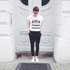 Richy Koll - Vans Sneakers, H&M Suit Pants, Zara T Shirt - Awakening. | LOOKBOOK