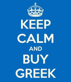 Help Save Greek Economy!!