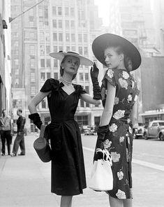 L'élégance à l'état pur #27 (New York, 1948)