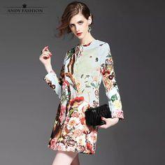 2015 nuevas mujeres Animal de estampado Floral posicionamiento Jacquard Trench O cuello de manga larga Outwear YN-3644