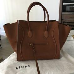 Celine Phantom Luggage
