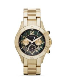 MARC BY MARC JACOBS Rock Bracelet Watch, 40mm  Bloomingdale's