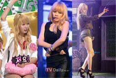 #Hyuna  #blonde  #kpop  #4minute