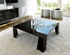 Square Mirrored Coffee Table Uk