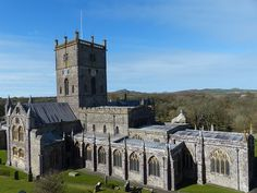 Did you know any of these interesting facts about St Davids?