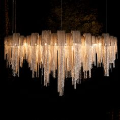 Fringed Pendant Lamp Aluminium Chain LED Pendant Light Post-modern Atlantis Pendant Lighting Stainless Steel Lamp Body Rustless deck DIY ** AliExpress Affiliate's buyable pin. Detailed information can be found on www.aliexpress.com by clicking on the VISIT button #PendantLights