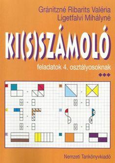 Kiszámoló 4. osztály After School, Periodic Table, Diagram, Album, Education, Math, Learning, Books, Petra