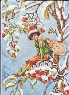 Посмотреть иллюстрацию Коршунова Марина - калиновый фей.