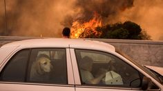 Devastating photos show the wrath of largest wildfire in Los Angeles County history  The largest wildfire in Los Angeles County history had consumed 7000 acres by Sunday evening prompting California Gov. Jerry Brown to declare a state of emergency earlier that day.  SEE ALSO: Powerful Hurricane Irma is a growing threat to the East Coast but details still unclear  More than 700 residents from the Burbank Glendale and Sunland-Tujunga neighborhood in Los Angeles had been evacuated but by Sunday…