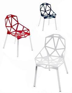 Krzesło Gap inspirowane One Chair , cena: 399,00 zł, Nowoczesne Krzesła  metalowe, D2. www.dkwadrat.pl