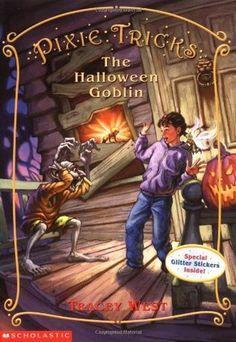 The Halloween Goblin (Pixie Tricks, #4)