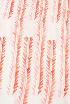 coral nomad dress ++ allison watkins for cloth < paper > cloth