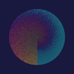 (via DSCO - Beautiful math on Behance) Abstract Geometric Art, Geometric Shapes, Art Optical, Graphic Art, Graphic Design, Spirograph, Generative Art, Illustrations, Line Art