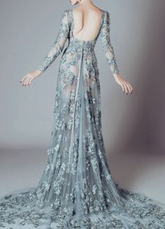 """chandelyer: """" Alfazairy fall 2015 couture """""""