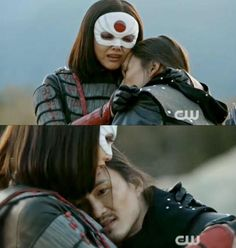 Arrow - Maseo & Tatsu #3.22 #Season3