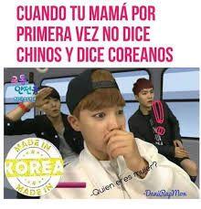 New memes kpop chilenos Ideas New Memes, Funny Memes, Hilarious, 2017 Memes, K Pop, Jin, Frases Bts, Relationship Memes, I Love Bts