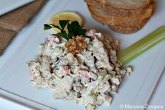 Chicken Salad (paleo/primal)