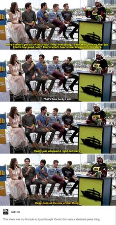 Teen Wolf at SDCC 2017