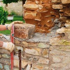 Tutoriel : comment remonter un mur de pierre