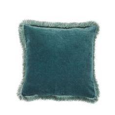 Clarissa Velvet Cushion (Set of by Amalfi Velvet Cushions, Throw Cushions, Velvet Material, Cotton Velvet, Occasional Chairs, Amalfi, Linen Bedding, Textile Design, Style