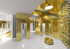 Store design  Debowski Design  Interior designer London www.debowskidesign.com