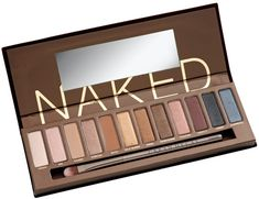 Urban Decay - Naked 1 palette -expensive but i'll use it everyday!