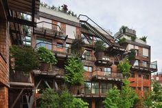 L'architecture éco-responsable en 5 projets
