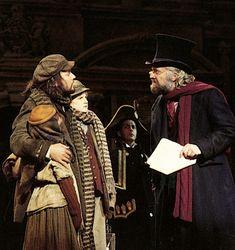 A Christmas Carol (Stage) – Alan Menken