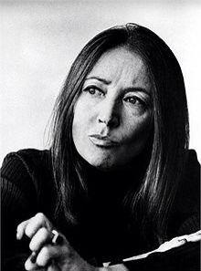 Vieni a leggere il primo articolo del blog www.eccellenza-italiana.net: protagonista di oggi è la grandissima Oriana Fallaci.