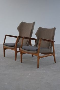 Bovenkamp armchairs