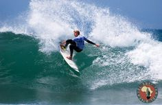 Dillan Lowenthal ripping at the Ripcurl comp Mossel Bay