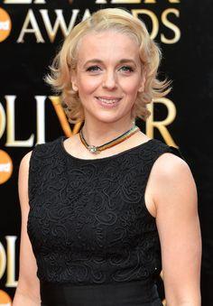 Amanda Abbington Photos - The Olivier Awards - Red Carpet Arrivals - Zimbio