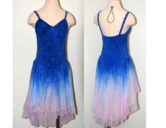 www.glitzagain.com    Dance Costumes, Rhinestones, Glitz, Tye-dye, Kid Lyrical, Competition
