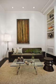 Ultra-stylish New York loft renovation y interior design firm ixdesign