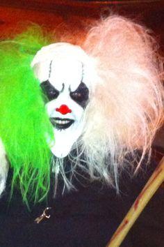 My killer clown costume