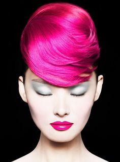 'Bright it Up' - Miao Bin Si by Stephen Huljak, MUA - Kong, Hair - Nana for Sephora China