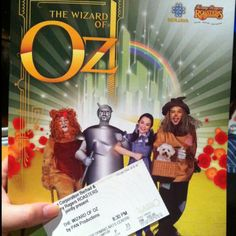 The Wizard of Oz musical