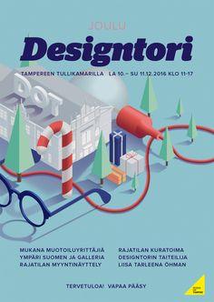 Designtori joulu 10.-11.12. | Design on Tampere Design
