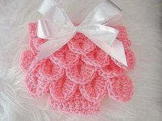 CROCHET PATTERNs Diaper Cover