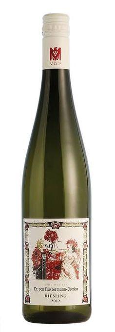 Weingut Bassermann-Jordan -Riesling, tasted 2009 vintage