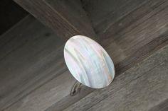 White cabebe shell Oval  shape pendant-1 shell by islandcostumes (Craft Supplies & Tools, Jewelry & Beading Supplies, Beads, shell, necklace, polynesian, costume, dance, tahitian, hawaiian, headpiece, hipbelt, pendant, white shell, large white shell)