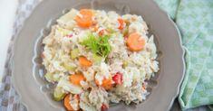 Recette de Risotto léger aux légumes en multicuiseur. Facile et rapide à réaliser, goûteuse et diététique. Ingrédients, préparation et recettes associées.